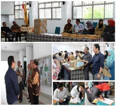 Pelaksanaan Tes Tertulis SBMPTN 2016 Lokasi di Fakultas MIPA Unmul