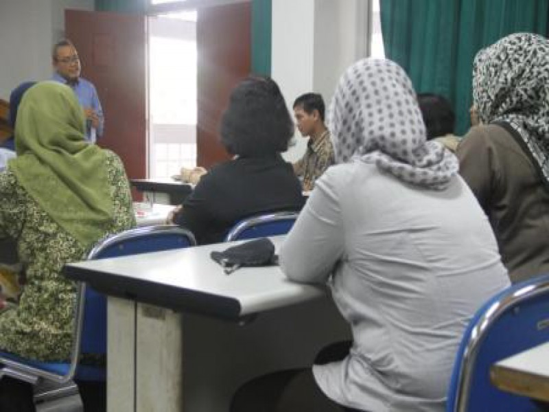 Rapat Panitia Seminar Tugas Akhir Mahasiswa