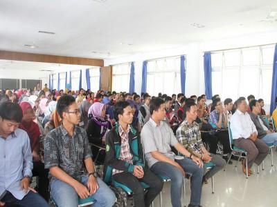 Acara Grand Opening Leadership Fakultas MIPA Unmul