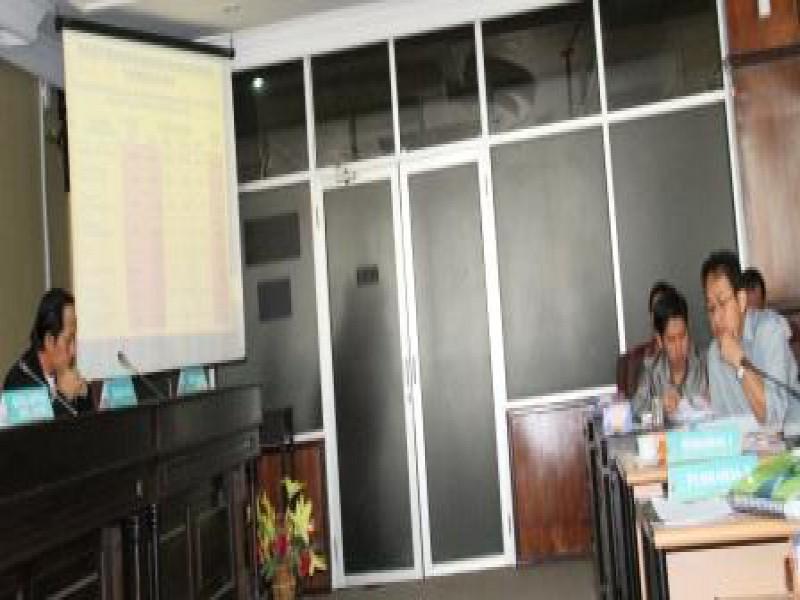 Konsultasi Publik Rancangan Awal RKPD Kalimantan Timur 2016