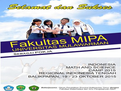 Indonesia Math And Science Camp 2015